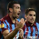 Trabzonspor, Metalist Kharkiv'i konuk etti.
