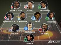 Avrupa Ligi'nde haftanın 11'i!..