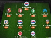 Evian'da kiralık oynayan Dany, performansıyla bu haftanın 11'ine girmeyi başardı.