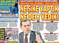 5 Şubat 2016 gazete manşetleri