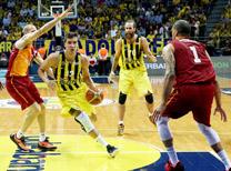 Fenerbahçe - Galatasaray Odeabank foto galeri