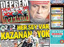 27 Ağustos gazete manşetleri