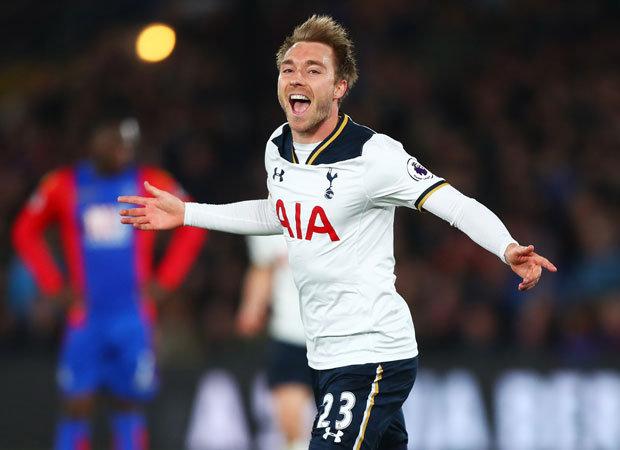Tottenham Eriksen için son sözünü söyledi