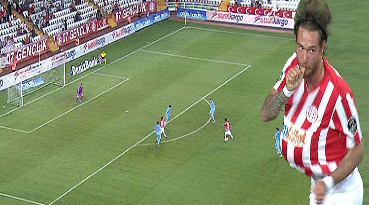 Antalyaspor Trabzonspor golleri