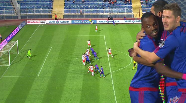 Adanaspor KDÇ Karabükspor golleri