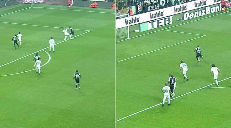 Beşiktaş Bursaspor golleri