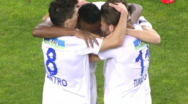 Antalyaspor Kasımpaşa golleri