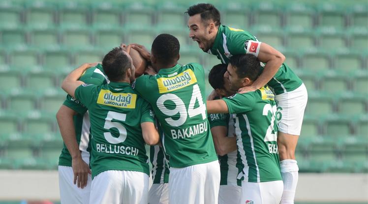 Bursaspor Kasımpaşa maç özeti