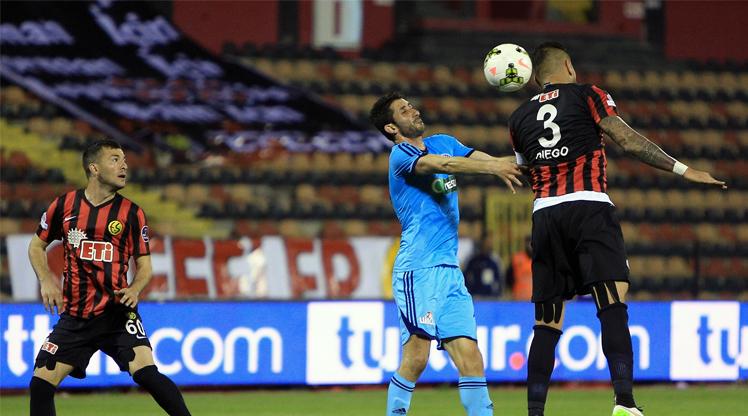 Eskişehirspor Kasımpaşa maç özeti