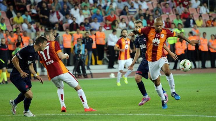 Mersin İdman Yurdu Galatasaray maç özeti