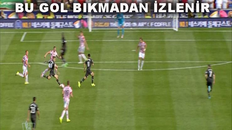 Stoke City Liverpool maç özeti