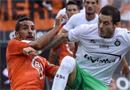 Lorient Saint Etienne maç özeti