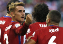 Atletico Madrid Las Palmas maç özeti