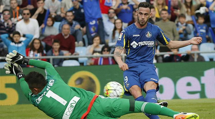 Getafe Valencia maç özeti
