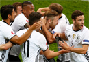 Almanya Ukrayna maç özeti