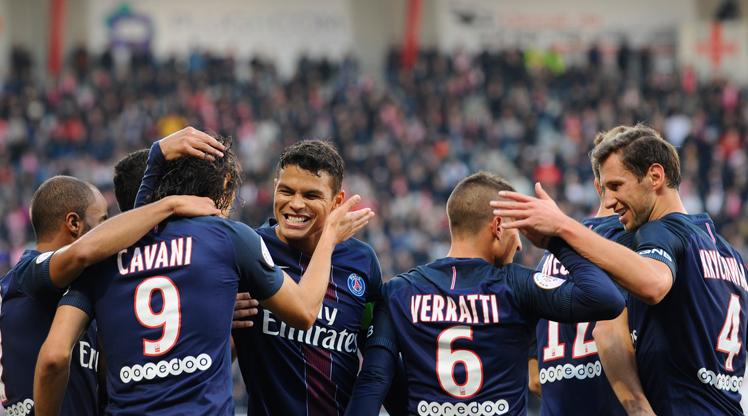 Nancy Paris St Germain maç özeti