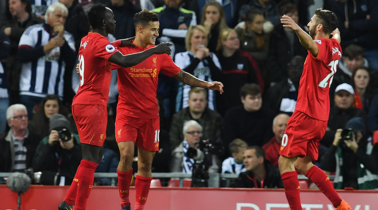 Liverpool West Bromwich Albion maç özeti