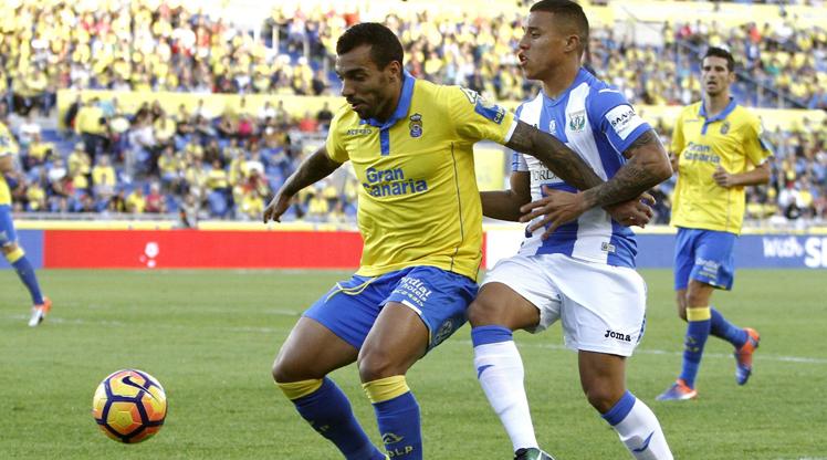 Las Palmas Leganes maç özeti