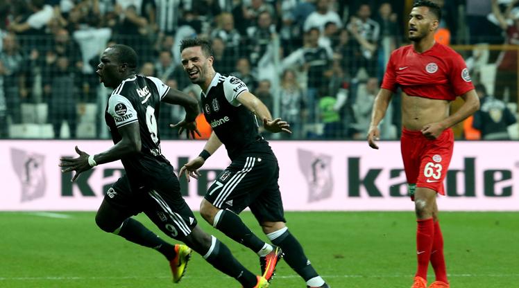 Beşiktaş Antalyaspor maç özeti