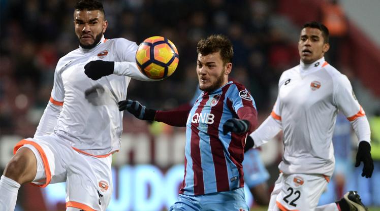 Trabzonspor Adanaspor maç özeti