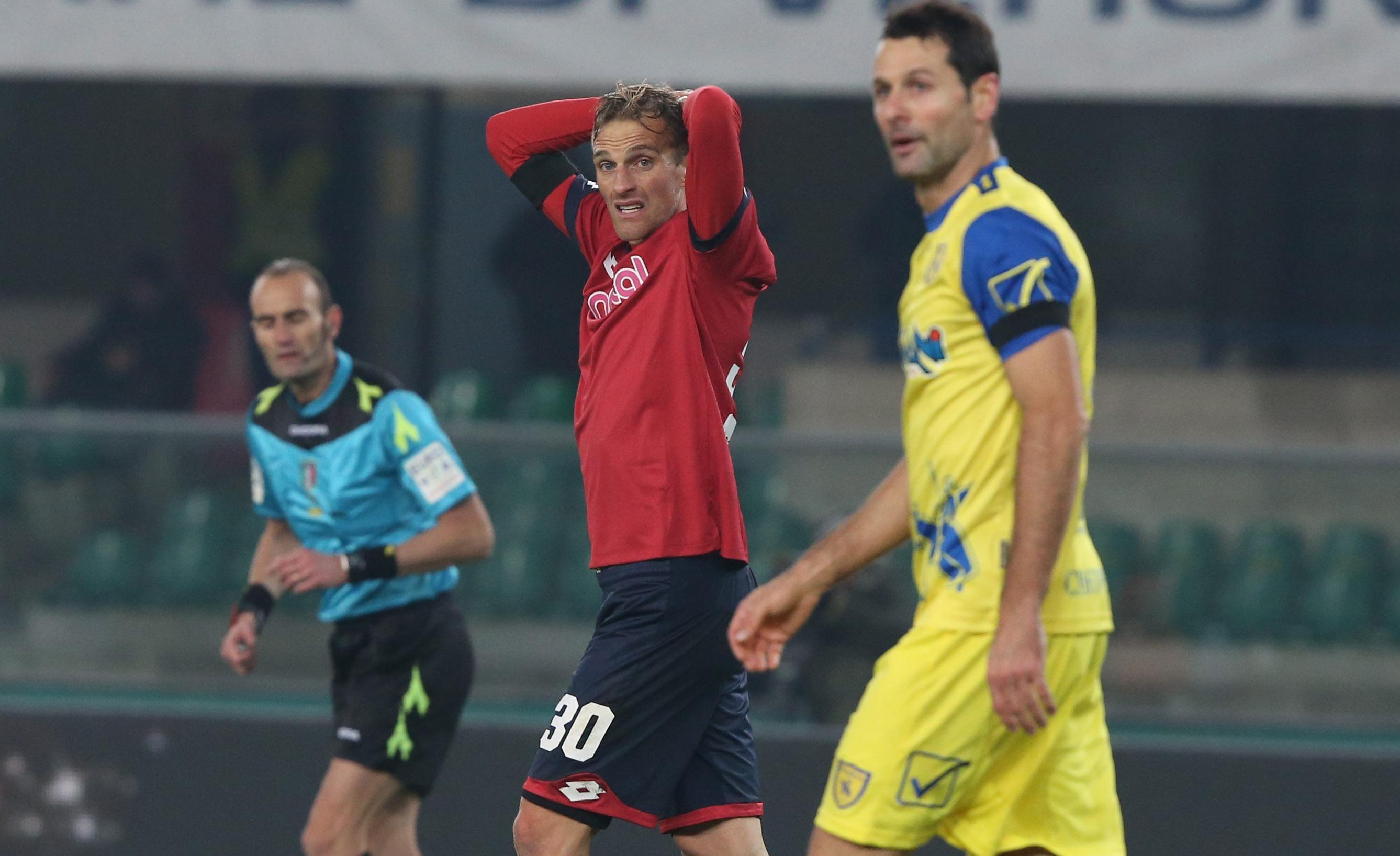 Chievo Verona Genoa maç özeti