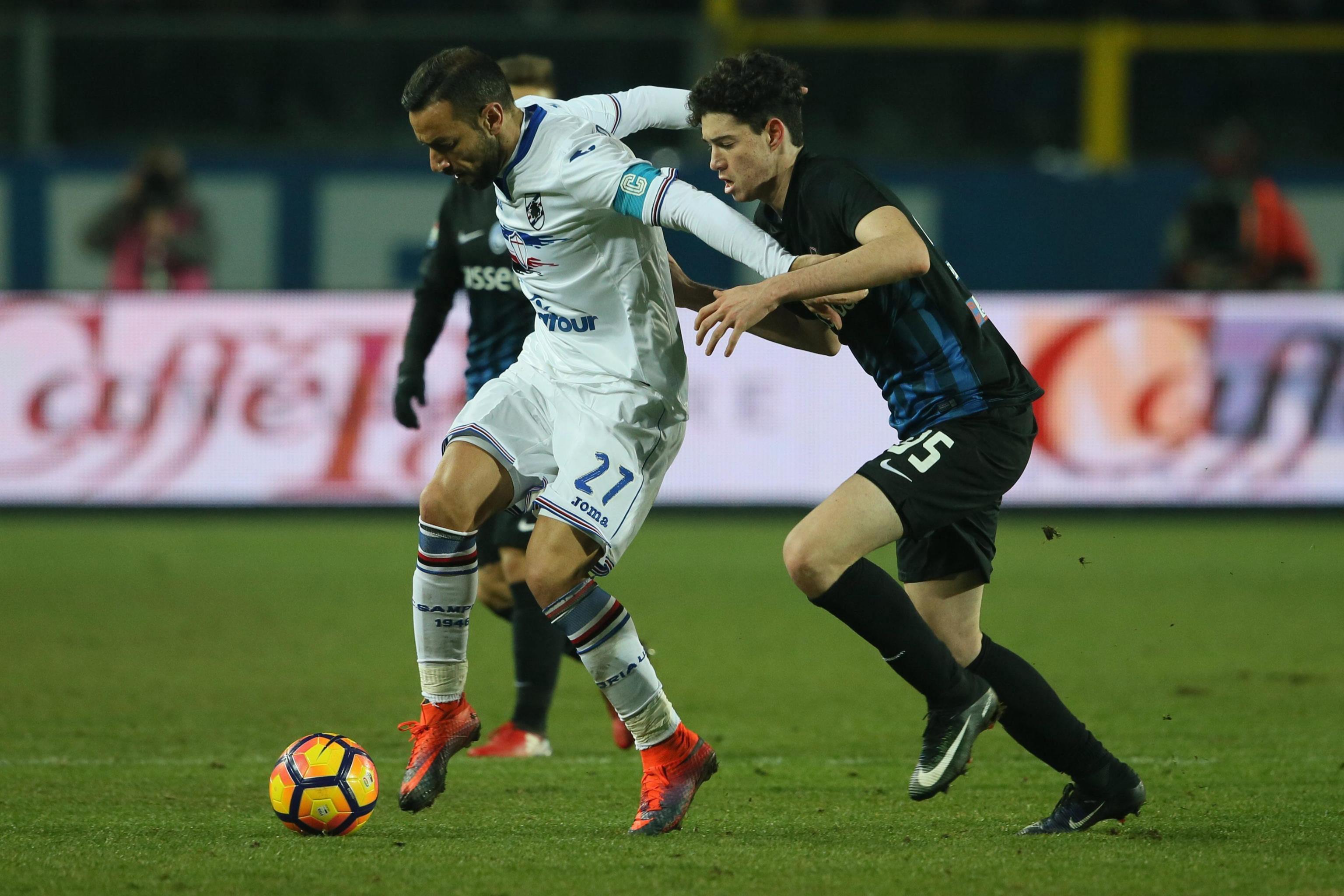 Atalanta Sampdoria maç özeti