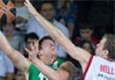 Darüşşafaka Doğuş Brose Baskets Bamberg maç özeti