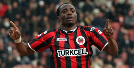 Isaac Trabzonspor'da!