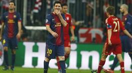 Wenger'den Messi itirafı