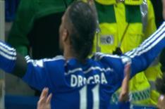 İşte Drogba'nın golü!