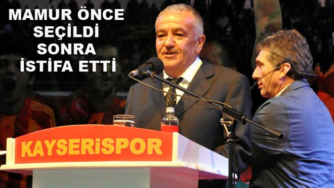 Kayseri'de ilginç seçim!