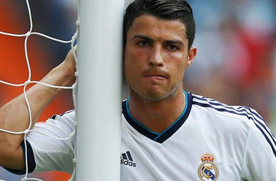 Ronaldo efsane gol atıyordu