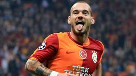 İtalya'da gündem Sneijder