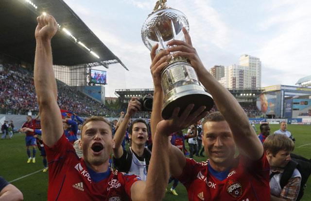 Rusya'nın en büyüğü CSKA! (ÖZET)