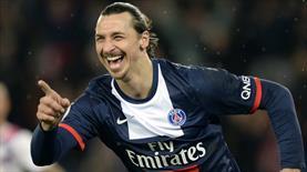 Zlatan yine çığır açacak! Fantastik bir gol daha