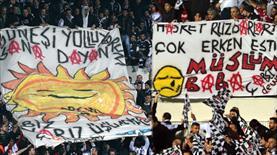 İşte en güzel Beşiktaş pankartları!