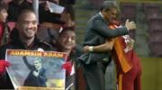 Sneijder'den Hamzaoğlu'na: