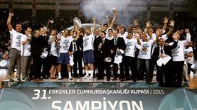 En büyük kupa Anadolu Efes'in!..