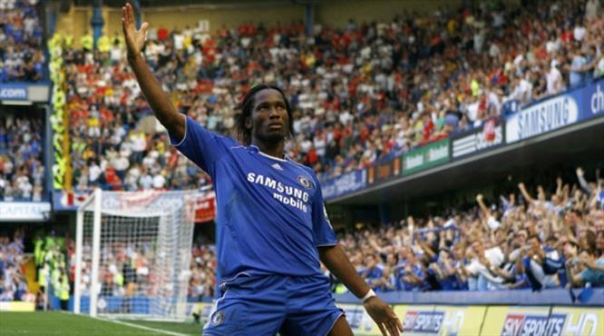 Drogba'nın bu golü unutulmaz!.. (Eskimeyen Maçlar)