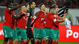 Lokomotiv Moskova Zenit'e acımadı