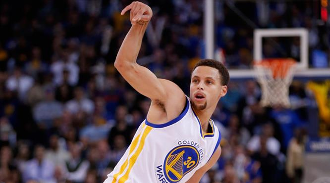 Biri Stephen Curry'i durdursun!