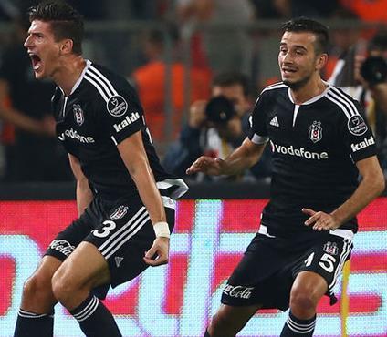 İşte Beşiktaş - Medicana Sivasspor maçının özeti