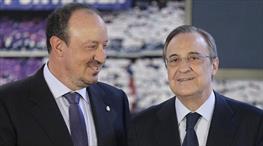 Real Madrid'te karar açıklandı! Benitez kovuldu mu?