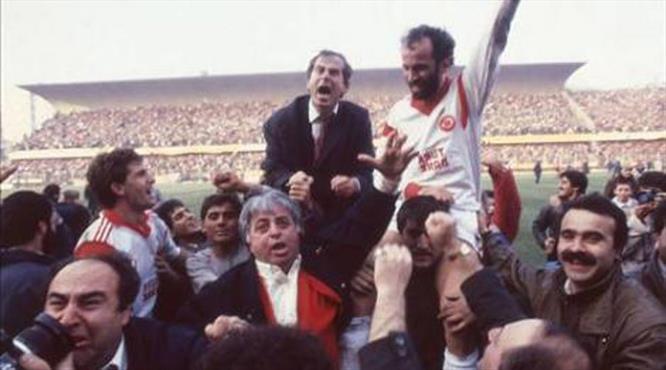 Mustafa Denizli efsanesi bu maçla başladı