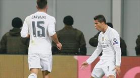 Gol düellosunda kazanan Real Madrid oldu