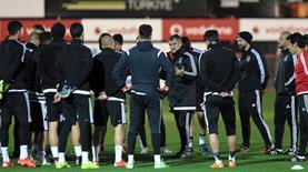 Beşiktaş - İskenderbey maçına doğru son gelişmeler