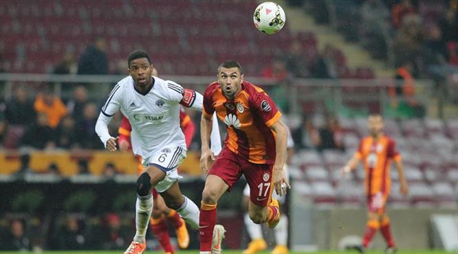 Galatasaray ile Kasımpaşa 23. randevuda