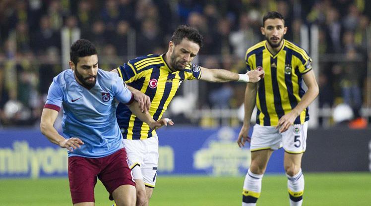 Fenerbahçe: 45 - Trabzonspor: 37