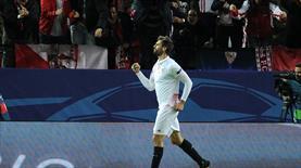 Sevilla Llorente ile vizeyi kaptı