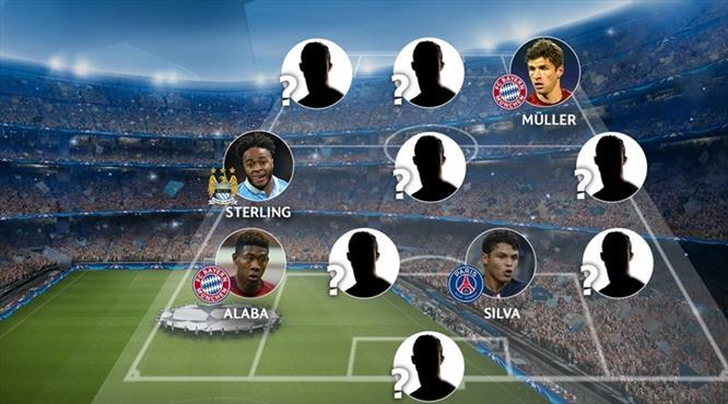 İşte Şampiyonlar Ligi'nin en iyi 11'i